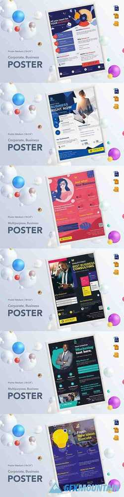 Multipurpose Business Posters
