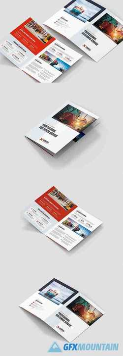 Brochure – Transport Logistic Bi-Fold