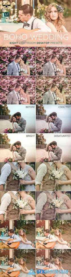 Boho wedding Lightroom presets 3749047