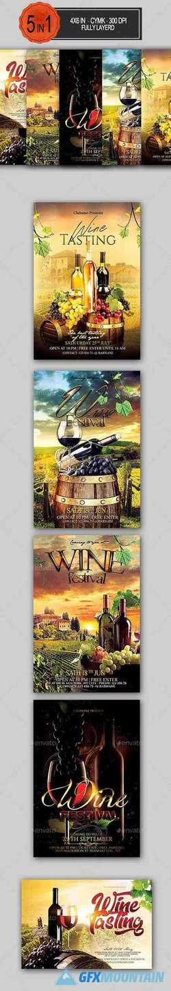 WINE FLYER BUNDLE 23907117