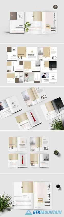 Hilary - Furniture Magazine Template 3985848