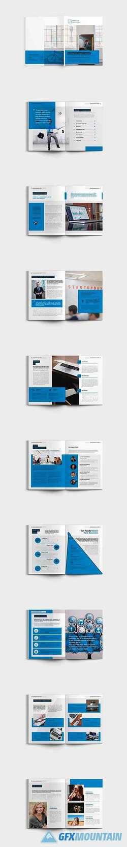Savana - A4 Business Brochure 3985876