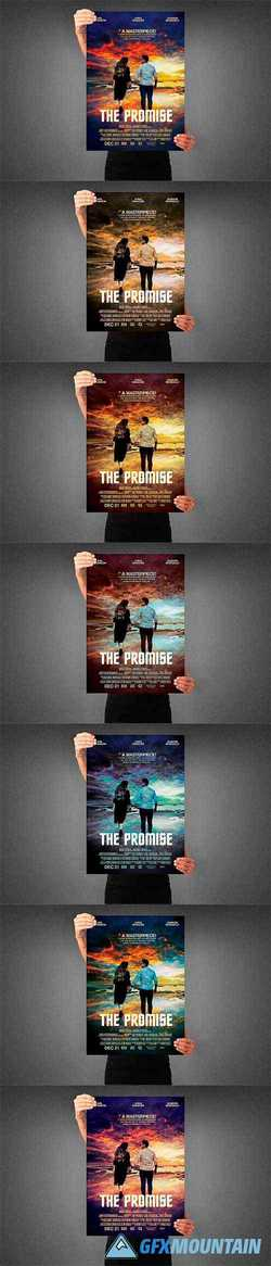 The Promise Movie Poster Template 3991837
