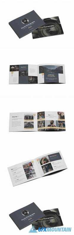 Dazzle Photography A5 Brochure