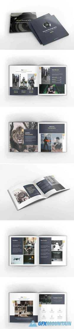Dazzle Photography Square Brochure