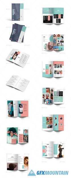 Kayla Fashion A4 Brochure 24238724