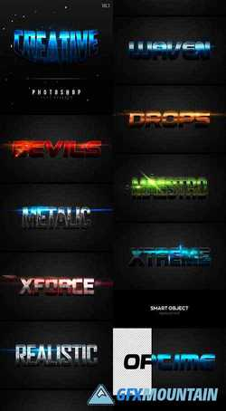 Creative Text Effects Vol.3 24286165