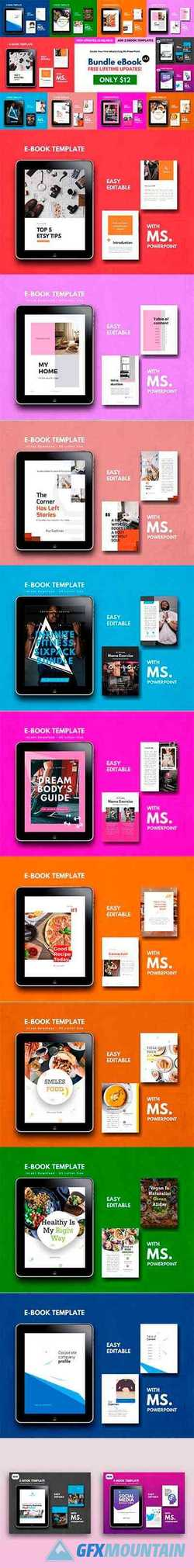 E-Book Bundle Templates 4056277