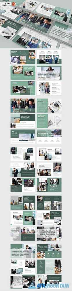 BANKING Presentation, Keynote and Google Slides Templates