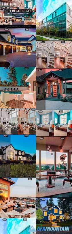42 PRO Real Estate Photoshop Actions 24494944