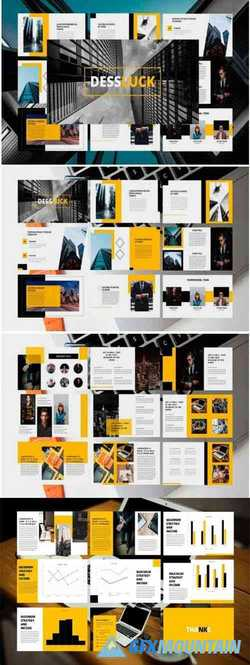 Business Presentation Template 1758526