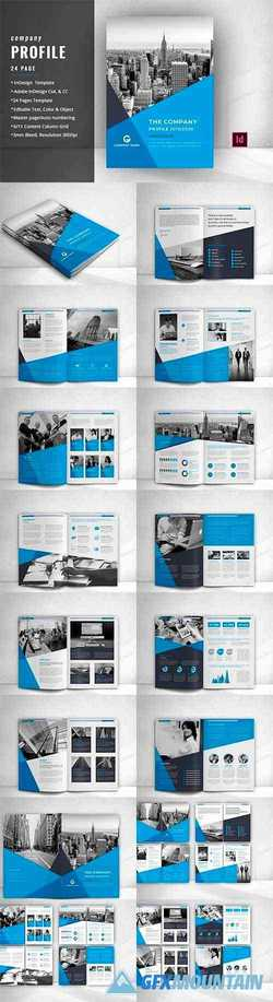 Business Brochure 4097208
