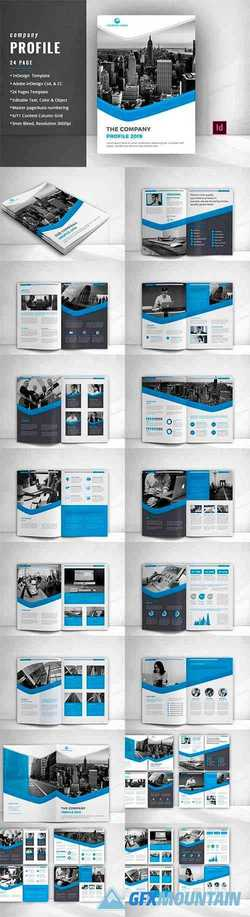Business Brochure 4141849