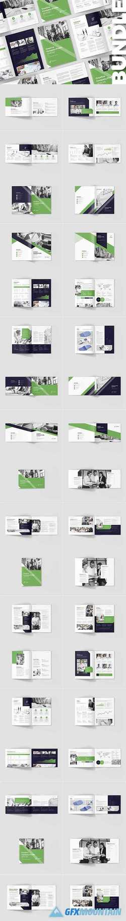 Creative Multipurpose Company Profile Bundle