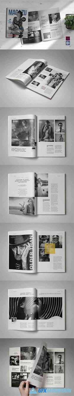 Multi Purpose Magazine Template