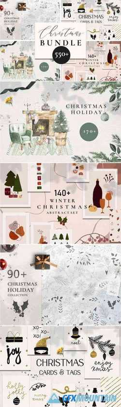 CHRISTMAS HOLIDAY WINTER BUNDLE - 4279023