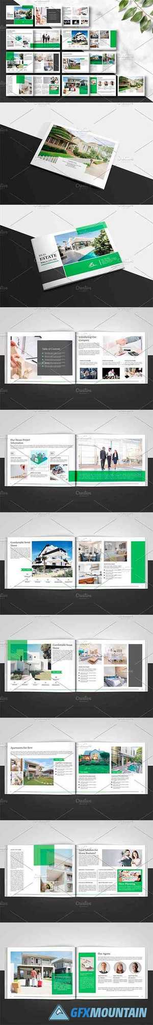 Real Estate Brochure Catalog V911 4073252