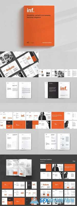Brand Book Guidelines 4039125