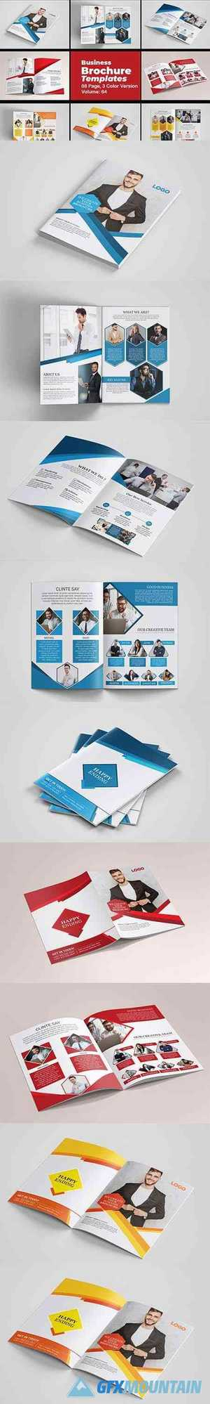 Business Brochure template 4522250