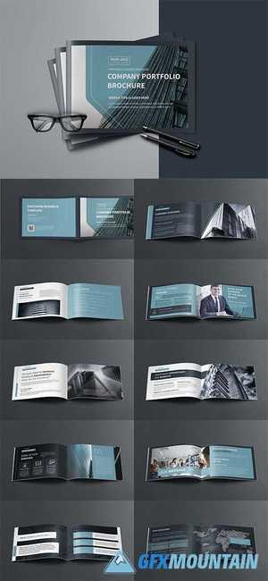 Business Company Profile Brochure 4311751
