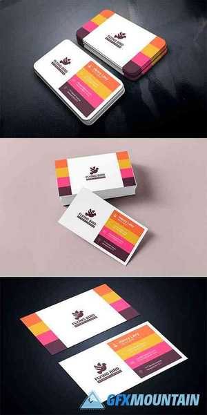 AD Agency Business Card 4528186