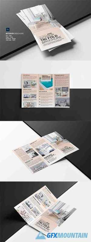 Interior Trifold Brochure 4686421