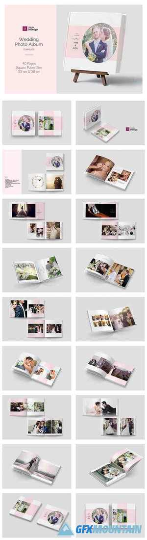 Wedding Album Template 4725265