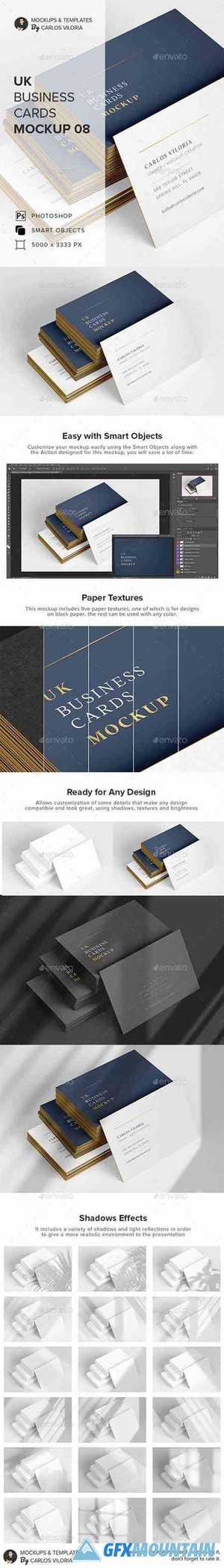 UK Business Cards Mockup 08 27826313