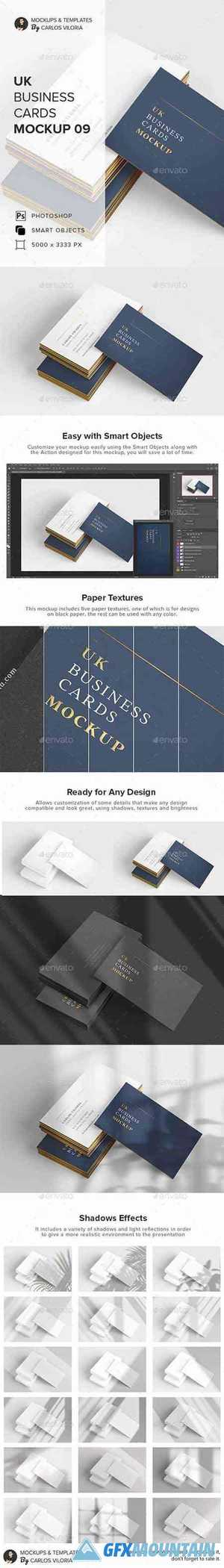 UK Business Cards Mockup 09 27826545