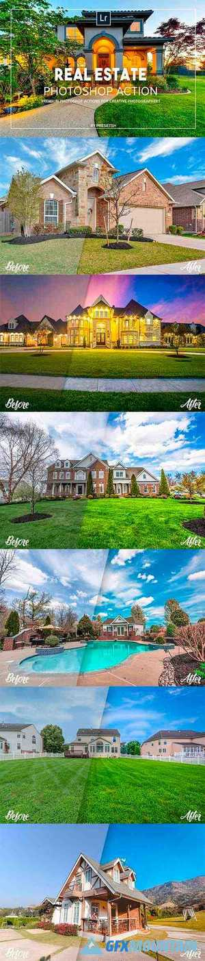 Real estate Photoshop Actions 5347062