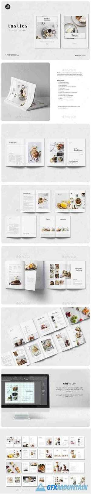 Tasties Cookbook & Food Recipe 27930675