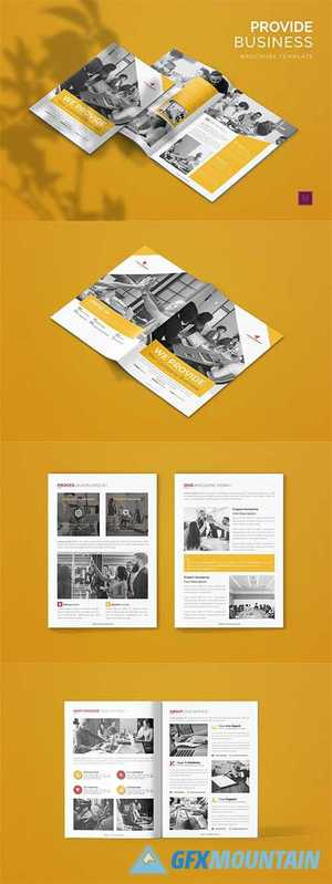 Provide Business Brochure Template