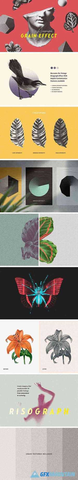 Risograph Grain Effect for Photoshop 28889897