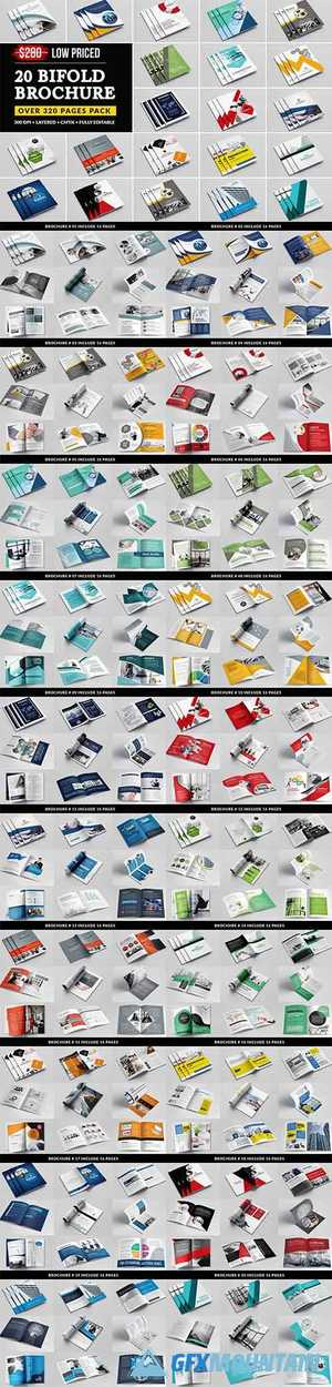 Business Brochure Bundle 20 Template 5204989