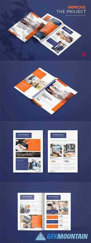 Improve Project - Brochure Template