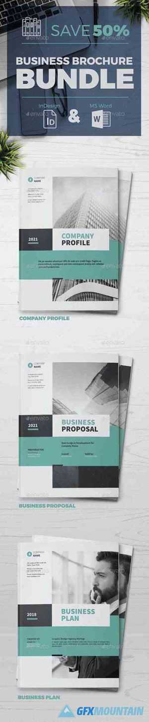 Business Brochures Bundle 28941627