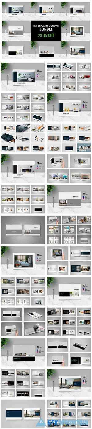 Interior Brochure Bundle 4488915