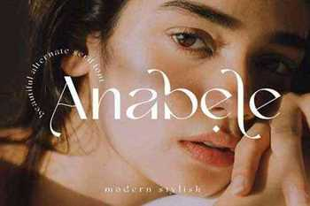 Anabele Modern Stylish