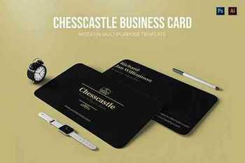 Chesscastle - Business Card